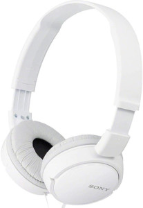 Auriculares Sony MDR-ZX110 (blanco, rosa o negro)