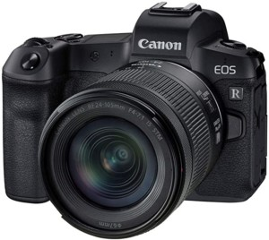 Cámara Canon EOS RP de 24.2 MP Full HD y 4K