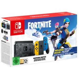 Nintendo Switch Fortnite Edición Limitada + cupón 49,50€