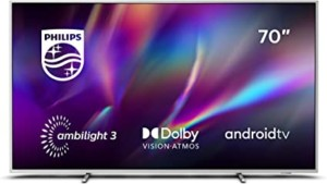 TV Philips 70PUS8505/12 de 70″ UHD 4K Ambilight Smart TV