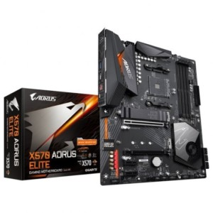 Placa base Gigabyte X570 Aorus Elite