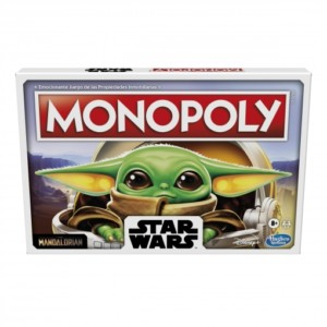 Monopoly Star Wars The Child en español
