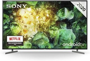 TV Sony KD-65XH8196PBAEP de 65″ UHD 4K