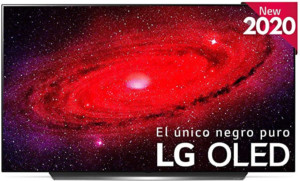TV LG 55″ UHD 4K OLED con inteligencia artificial