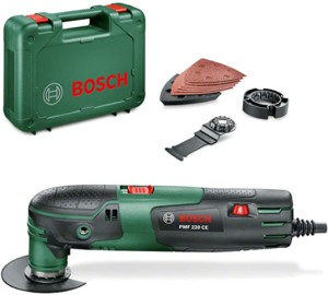 Bosch Home and Garden Multiherramienta de 220 W