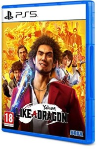 Yakuza Like a Dragon PS5 (Preventa)
