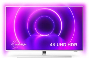 TV Philips 50″ 50PUS8535/12 – UHD 4K, Smart TV Android, P5, Dolby Vision/Atmos, HDR10+, Ambilight