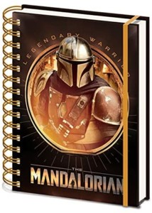 Cuaderno A5 de Star Wars: The Mandalorian