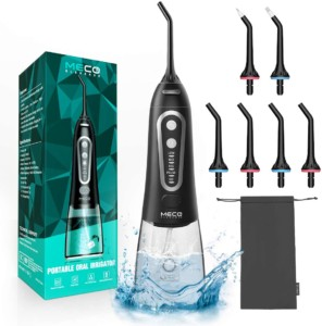 Irrigador dental con depósito de 300 ml
