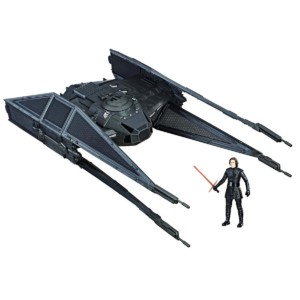 Star Wars Tie Silencer de Kylo Ren