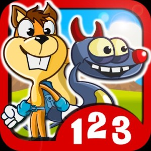 Juego Monster Numbers: Sumas y restas GRATIS Android