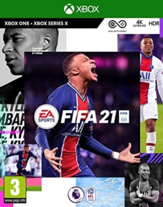 FIFA 21 Xbox One (Versión Digital)