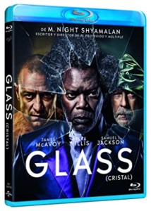 Película Glass en Blu-Ray