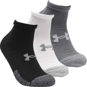 Pack de 3 pares de calcetines tobilleros Under Armour talla XL