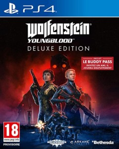 Wolfenstein Youngblood Edición Deluxe PS4