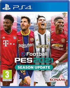 eFootball PES 2021: Season Update PS4