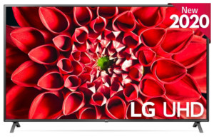 TV 55″ LG 55UN81006LB 4K con Inteligencia Artificial, HDR 10 Pro y Smart TV