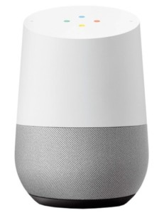 Altavoz inteligente Google Home