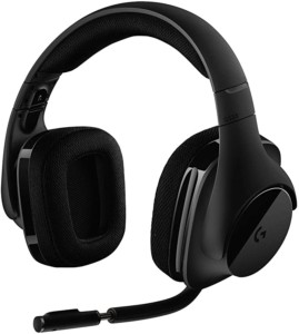 Logitech G533 Auriculares Gaming Inalámbricos 7.1 Surround DTS