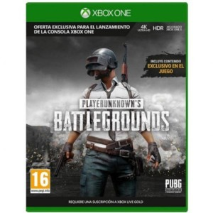 PlayerUnknown's Battlegrounds Ed. Lanzamiento Xbox One