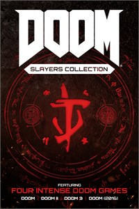 Doom Slayer Collection Xbox One