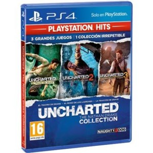 Uncharted: The Nathan Drake Collection PS4