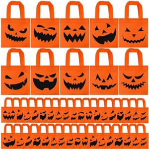 Pack de 40 mini bolsas para Halloween