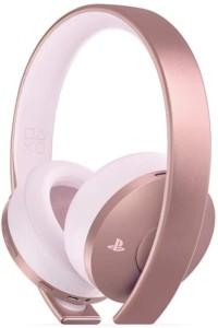 Auriculares inalámbricos Sony Rose Gold PS4