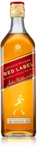 Johnnie Walker Red Label Whisky Escocés – 700 ml