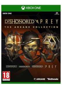 Dishonored & Prey: The Arkane Collection Xbox