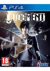 Judgment PS4