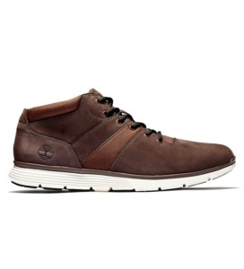 Zapatillas de cuero Timberland Killington Super Ox F/L marrón