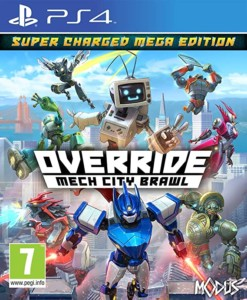 Override: Mech City Brawl Super Charged Mega Edition PS4