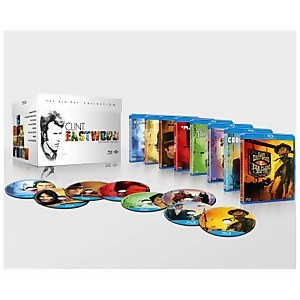 The Clint Eastwood Boxset 8 películas Blu-Ray