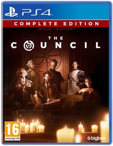 The Council: Complete Edition PS4