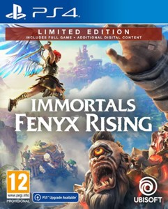 Immortals Fenyx Rising Limited Edition PS4