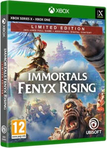Immortals Fenyx Rising Limited Edition XBOX