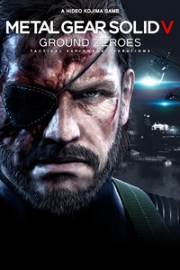 Metal Gear Solid V: Ground Zeroes XBOX (Digital)