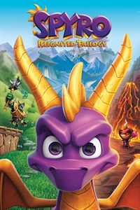 Spyro Reignited Trilogy XBOX (Digital)
