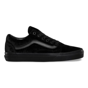 Zapatillas Vans Old Skool de terciopelo