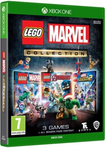 Lego Marvel Collection XBOX