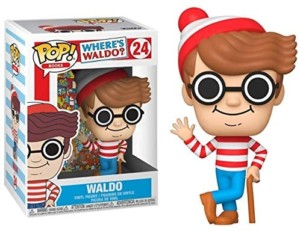 Figura Funko Pop! ¿Dónde está Wally?