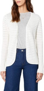 Cardigan blanco para mujer Only Onlcrystal LS