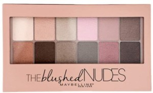 Paleta Maybelline New York The Blushed Nudes
