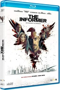 Película The Informer en Blu-Ray