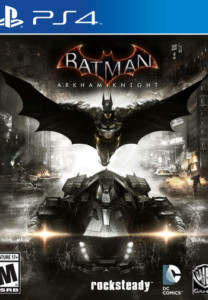 Batman: Arkham Knight Premium Edition PS4