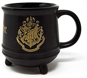 Taza Harry Potter (Hogwarts Crest) Cauldron 511 ml