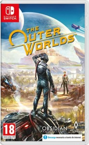 The Outer Worlds Nintendo Switch