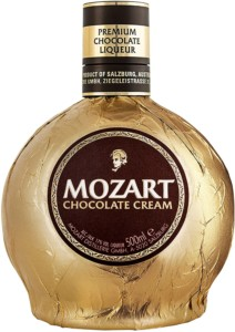 Licor de crema de chocolate Mozart – 700 ml