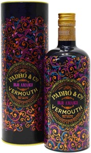 Vermouth Padró & Co Rojo Amargo – 750 ml